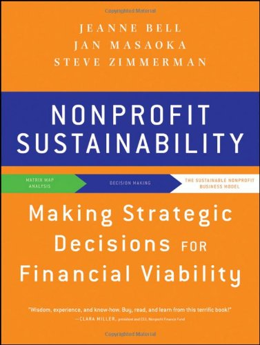 nonprofit sustainability